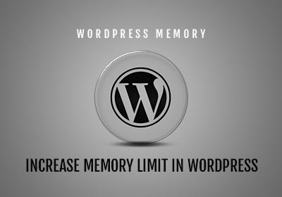 increase-wordpress-memory