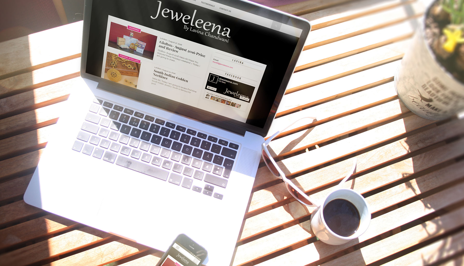 Jeweleena-Wordpress-development-in-india